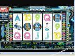 rahapeliautomaatit Fantastic Four CryptoLogic